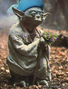 Queen Mum Yoda