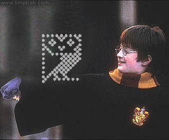 Stunning new CG in latest Potter Film